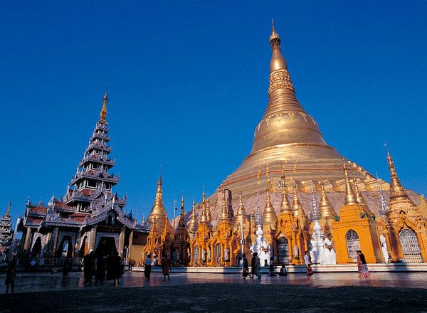 神秘の仏教国ミャンマー8日間の旅